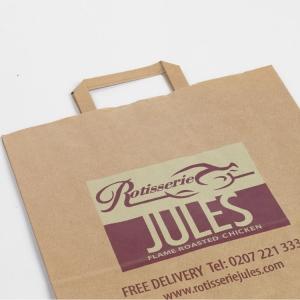Tip papieren tassen bedrukken voor je store creatief for Papieren zakken bedrukken